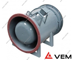 Вентиляторы для дымоудаления осевые ВОДМ ДУ, вентилятор дымоудаления ВКРВМ ДУ