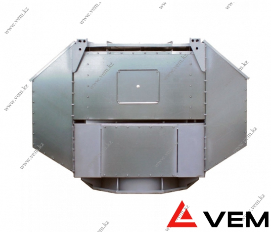 Вентиляторы дымоудаления крышные ВКРВМ ДУ